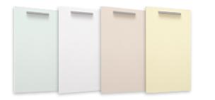 4色から扉をお選びいただけます