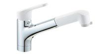 リクシル/イナックス ハンドシャワー付シングルレバー混合水栓 ノルマーレシリーズ