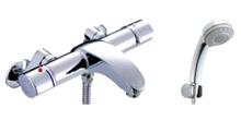 LIXIL製 サーモスタット付シャワーバス水栓 アウゼシリーズ