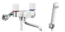 LIXIL製 ツーハンドルシャワーバス水栓 アステシアシリーズ