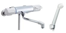 LIXIL製 サーモスタット付シャワーバス水栓 ノルマーレシリーズ