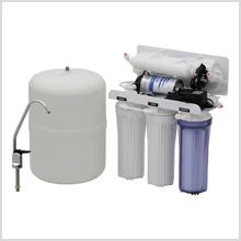 RO逆浸透膜浄水器<br>ビルトイン浄水器