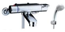 LIXIL製 サーモスタット付シャワーバス水栓 ヴィゴーラシリーズ