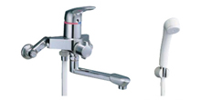 LIXIL製 シングルレバーシャワーバス水栓 アステシアシリーズ
