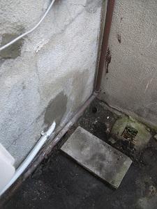 釜と給湯器専用を追い焚き付き給湯器に取替 枚方市