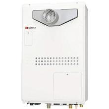 従来型 ノーリツ製ガス温水暖房付ふろ給湯器 PS扉内設置