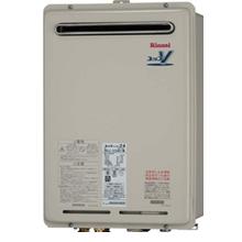 リンナイ製ガス給湯器 高温水供給式タイプ